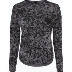T-shirty damskie: Key Largo – Damska koszulka z długim rękawem, szary