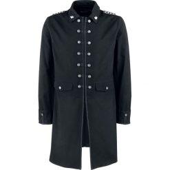 Płaszcze na zamek męskie: Motörhead EMP Signature Collection Płaszcz czarny