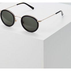 Okulary przeciwsłoneczne męskie: Han Kjobenhavn DRUM  Okulary przeciwsłoneczne black