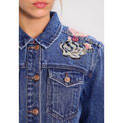 Kurtki i płaszcze damskie: New Look Petite Kurtka jeansowa blue