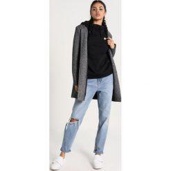 Bluzy rozpinane damskie: Nike Sportswear Bluza z kapturem black/white