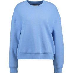 Bluzy rozpinane damskie: Samsøe & Samsøe SUGI Bluza silver lake blue