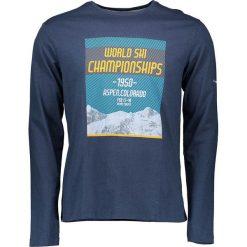 """T-shirty męskie z nadrukiem: Koszulka """"Coalesce"""" w kolorze niebieskim"""