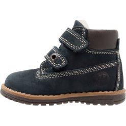 Primigi Botki blue scuro. Niebieskie buty zimowe damskie Primigi, z materiału. W wyprzedaży za 185,40 zł.