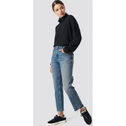 Cheap Monday Jeansy Revive Decay - Blue. Niebieskie boyfriendy damskie Cheap Monday, z denimu. Za 283,95 zł.