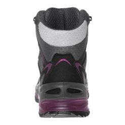 Buty zimowe damskie: Lowa INNOX GTX MID Buty trekkingowe anthrazit/pflaume