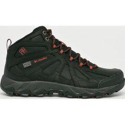 Columbia - Buty Peakreak Xcrsn. Czarne buty skate męskie Columbia, z materiału, na sznurówki, outdoorowe. Za 569,90 zł.