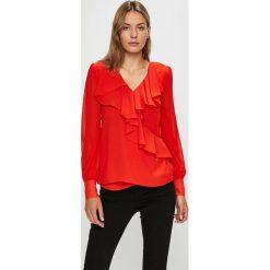 Morgan - Bluzka. Czerwone bluzki z odkrytymi ramionami Morgan, z poliesteru, casualowe. Za 189,90 zł.