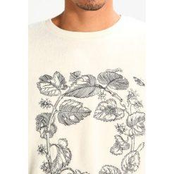 Soulland DAMIAN EMBROIDERY  Sweter off white. Białe kardigany męskie marki Soulland, m, z materiału. W wyprzedaży za 450,45 zł.