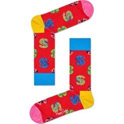 Happy Socks - Skarpetki Andy Warhol Dollar. Szare skarpetki damskie marki KALENJI, z elastanu. W wyprzedaży za 39,90 zł.