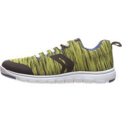 """Sneakersy """"Xunday"""" w kolorze zielonym. Niebieskie trampki chłopięce marki geox kids, z gumy. W wyprzedaży za 129,95 zł."""