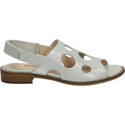 Sandały damskie: Sandały – 1411310 WHITE