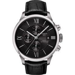 Biżuteria i zegarki: ZEGAREK TISSOT Chemin Des Tourelles Automatic Chronograph T099.427....