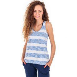 4f Koszulka damska H4L18-TSD014 33S  niebieska r. XL. Niebieskie bluzki damskie 4f, l. Za 45,71 zł.