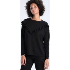 Swetry klasyczne damskie: Compañía fantástica SAVOY JUMPER Sweter black
