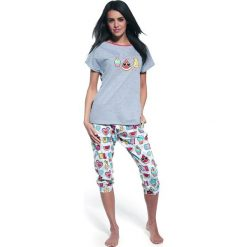 Piżamy damskie: Damska piżama Hello Summer