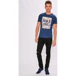 Brave Soul - Jeansy. Czarne jeansy męskie slim marki Brave Soul. W wyprzedaży za 69,90 zł.