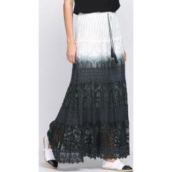 Długie spódnice: Czarna Spódnica Me Me Me