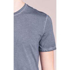 Patrizia Pepe Tshirt basic grau. Szare koszulki polo Patrizia Pepe, l, z bawełny. W wyprzedaży za 272,35 zł.