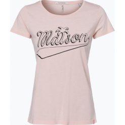 T-shirty damskie: Scotch & Soda – T-shirt damski, różowy