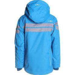 CMP BOY SNAPS HOOD JACKET Kurtka narciarska river. Niebieskie kurtki chłopięce sportowe marki bonprix, z kapturem. W wyprzedaży za 230,45 zł.