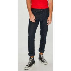Pepe Jeans - Jeansy Zinc Coated. Niebieskie jeansy męskie regular marki Pepe Jeans. W wyprzedaży za 259,90 zł.