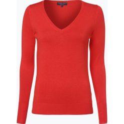 Marie Lund - Sweter damski, czerwony. Czerwone swetry klasyczne damskie Marie Lund, l, z dzianiny. Za 129,95 zł.