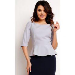Bluzki, topy, tuniki: Koszulka w kolorze szarym