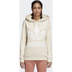 Bluzy sportowe damskie: Bluza adidas Trefoil Hoodie (CE2414)