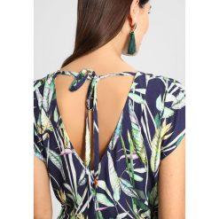 Sukienki hiszpanki: Amorph Berlin LABO LONG Sukienka letnia palm dark
