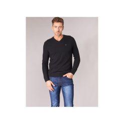 Swetry Guess  ROUADA. Niebieskie swetry klasyczne męskie marki Adidas, m. Za 309,00 zł.