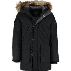 Płaszcze męskie: Jack & Jones JORFOREST Płaszcz zimowy black