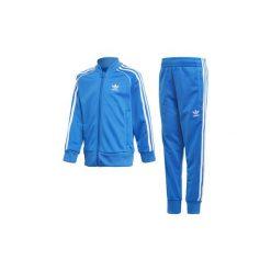 Spodnie dresowe dziewczęce: Zestawy dresowe adidas  Dres Trefoil SST