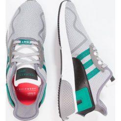 Adidas Originals EQT CUSHION ADV Tenisówki i Trampki grey two/sub green/footwear white. Szare tenisówki damskie marki adidas Originals, z gumy. W wyprzedaży za 384,30 zł.