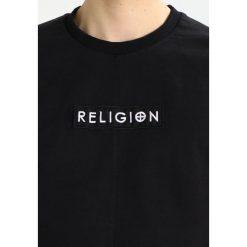 Bejsbolówki męskie: Religion RAFF Bluza jet black