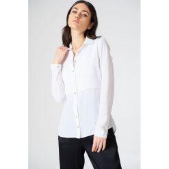 Koszule wiązane damskie: Rut&Circle Koszula Penny – White
