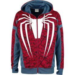 Spider-Man Cosplay Bluza dresowa wielokolorowy. Czarne bluzy dresowe męskie marki Cropp, l, z nadrukiem. Za 244,90 zł.