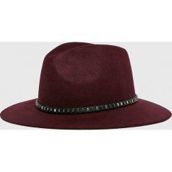 Medicine - Kapelusz Secret Garden. Brązowe kapelusze damskie MEDICINE, z wełny. Za 79,90 zł.