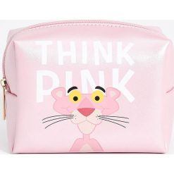 Kosmetyczki damskie: Kosmetyczka pink panther - Różowy