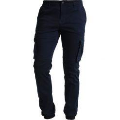 Bojówki męskie: Pier One Bojówki dark blue