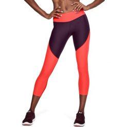 Spodnie dresowe damskie: Under Armour TB Balance Crop fioletowo-różowe r. M (1305432-564)