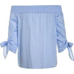 T-shirty chłopięce: Scotch R'Belle CLEAN STRIPED OFF THE SHOULDER  Bluzka skylight