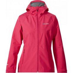 Berghaus Paclite 2.0 Shell Jkt Af Pink 8. Różowe kurtki sportowe damskie Berghaus, gore-tex paclite shell. W wyprzedaży za 569,00 zł.