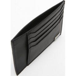 Lancel CARD HOLDER Portfel black. Czarne portfele męskie Lancel. Za 479,00 zł.