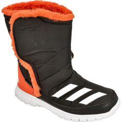Buciki niemowlęce: Adidas Buty juniorskie Lumilumi Jr Czarne r. 33 (AQ2604)