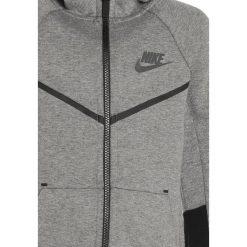 Nike Performance HOODIE Bluza rozpinana carbon heather/black/anthracite. Szare bluzy chłopięce rozpinane marki Nike Performance, z bawełny. Za 349,00 zł.