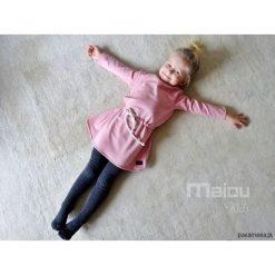 Sukienki dziewczęce: Sukienka Sznurkowa Jolly Pink