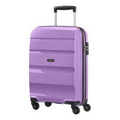 Walizki: Walizka kabinowa BON AIR 55 cm lilac (85A-12-001)