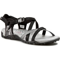 Sandały damskie: Sandały MERRELL – Terran Lattice II J55318  Black