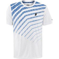Koszulki sportowe męskie: PRINCE Koszulka Męska Graphic Crew Biała r. XL (3M099179)